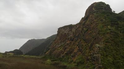 Looking north to Karekare