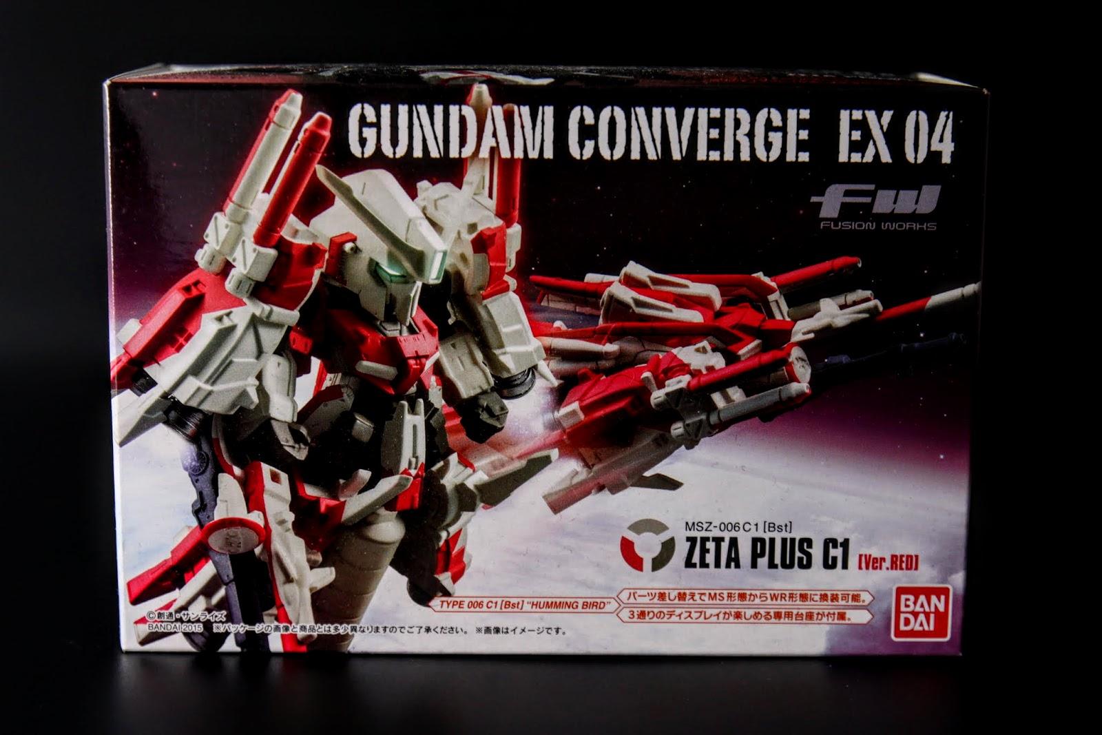 ZETA PLUS C1 [Bst], ZETA+運用類似S Gundam的Boost型態技術, 加強單機一擊脫離的狀態 此型態俗稱:蜂鳥