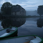Silence after dusk