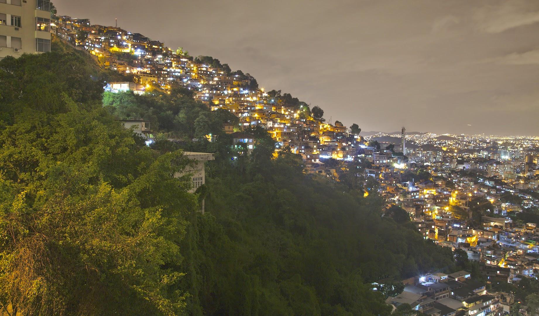 Santa Teresa favela
