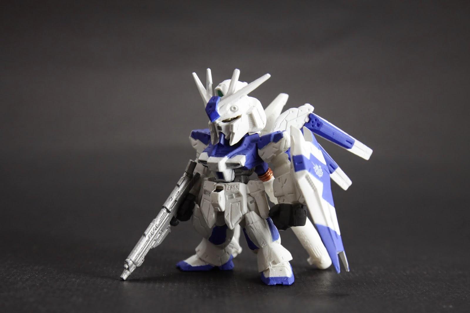 本次被抬轎角色 RX-93-2 Hi-Nu Gundam