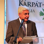 Duray Miklós, a Szövetség a Közös Célokért elnöke