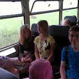 Pátý den - jedeme na celodenní výlet do Vlašimi