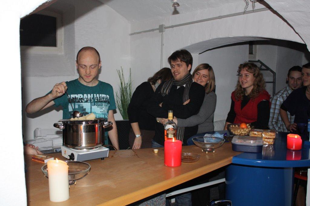 DiBoBar Feuerzangenbowle WiSe 2009