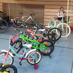 Készentlétben a kerékpárok is
