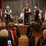 Sabbathsong Klezmer Band aszínpadon