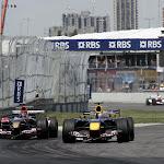 Scott Speed (USA/ Scuderia Toro Rosso) and Christian Klien (AUT/ Red Bull)