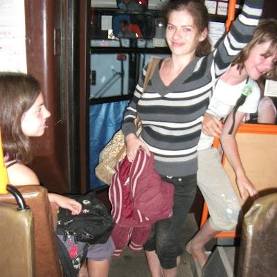 Босиком в автобусе? Без проблем!