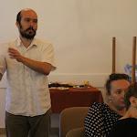 Csuthy András, a Pro Museum polgári társulástól volt jelen és kérdezett