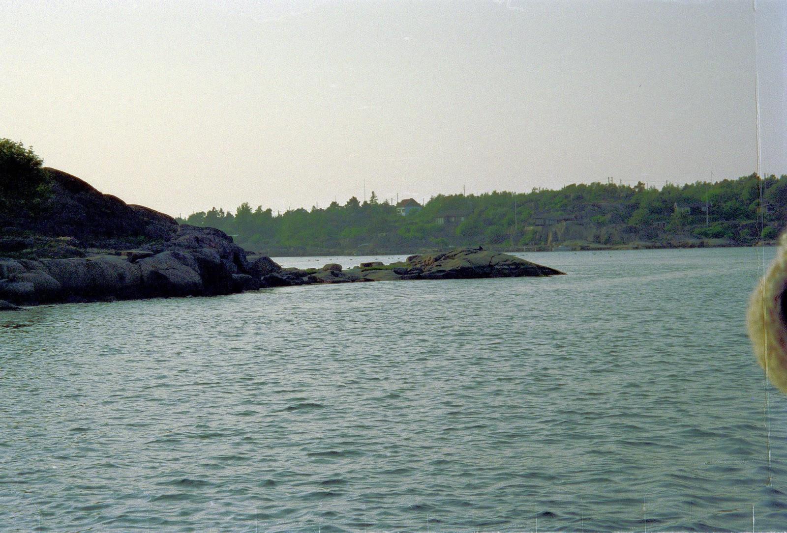 Gothenburg Coastline