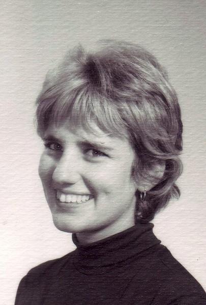 Feather Meston, Occidental College, 1964