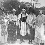 Mrs Albert William Smith, Mrs Charles Hickling, Mrs Neate, Mrs Harold Radway