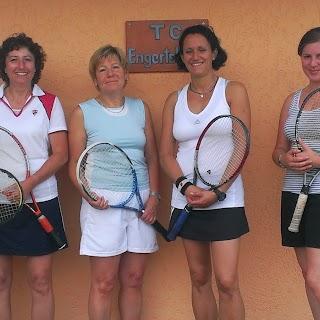Damen - Mannschaft 2013
