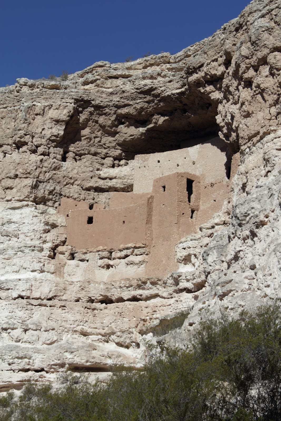 Montezuma Castle National Monument  http://www.nps.gov/moca/index.htm