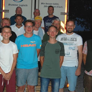Gruppenfoto Vereinsmeisterschaften 2016