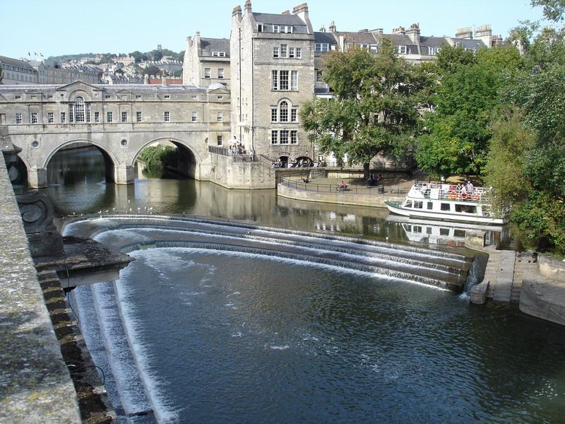 River Avon, Bath