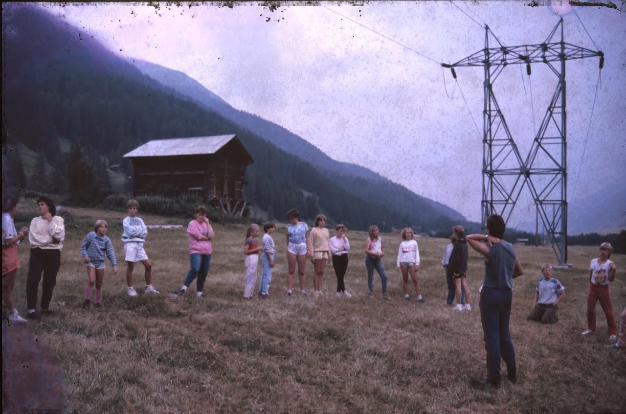 1986 Sommerlager JW - SolaJW86_105