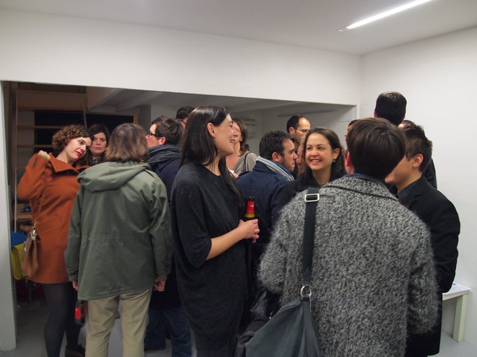 Cristián Silva-Avaria: Transitory Observations.