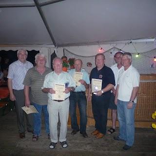 40 Jahre TLC Engertsham - Festtag mit Ehrungen am 31.07.2010