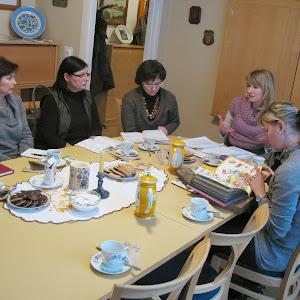 2014 rok - Spotkanie gdyńskich nauczycieli-regionalistów z dr Ludmiłą Gołąbek