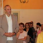 Knirs Imre, Komárom alpolgármestere, az Egy Jobb Komáromért p.t. elnökeként kérdezett