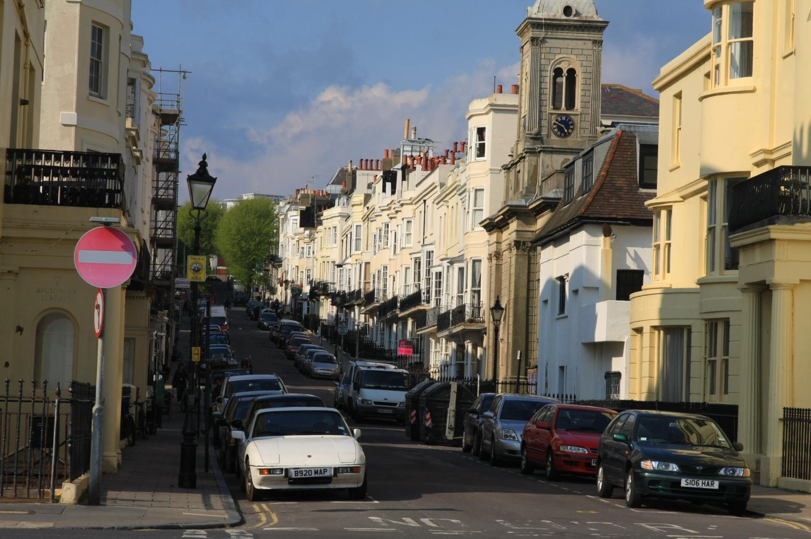 Brighton, the English summer capital