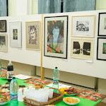 Kiállítás és megvendégelés
