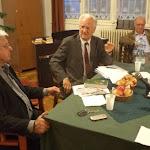 Kelemen András kérdezi az előadót