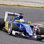 Marcus Ericsson, Sauber C34 Ferrari