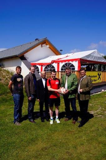 2016-05-26 Eröffnung Vereinshaus