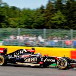 Romain Grosjean, Lotus E22 Renault