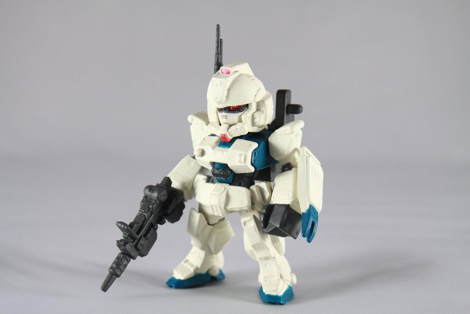 雖然只是弱弱的陸戰型鋼彈 但Ez8看起來就是比較帥