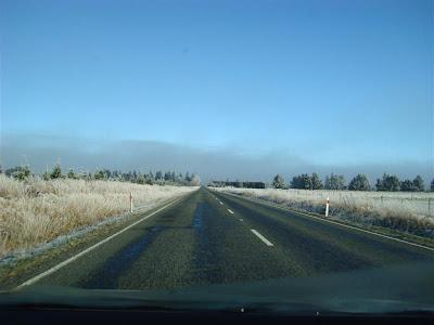 Near Mossburn on the road to Te Anau