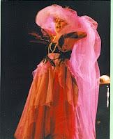 Natalie Chouquette  03 2ème et 3ème Nuits 1998 Cossé