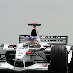 Jacques Villeneuve BAR 004