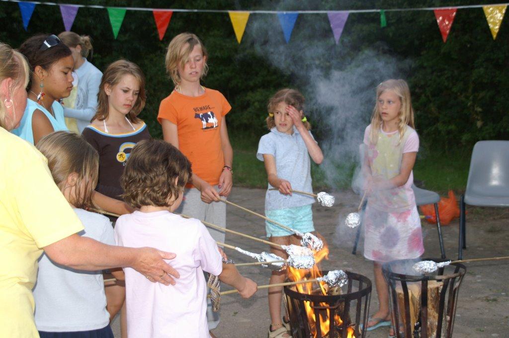 Kampeerweekend  23,24 juni 2006 - kwk_2006 122