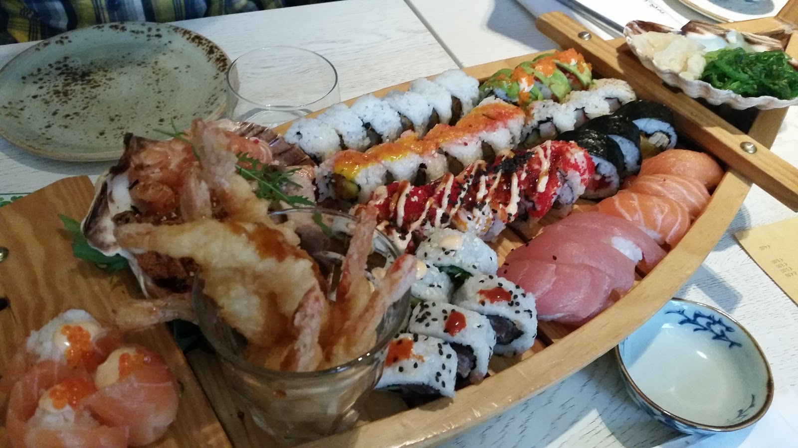 The Sushi Boat