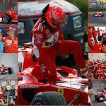 Michael Schumacher 2006 Wallpaper