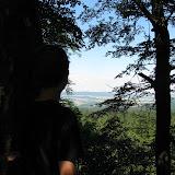 Výhled z Třemšína