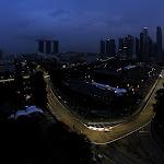 Singapore Circuit Skyline