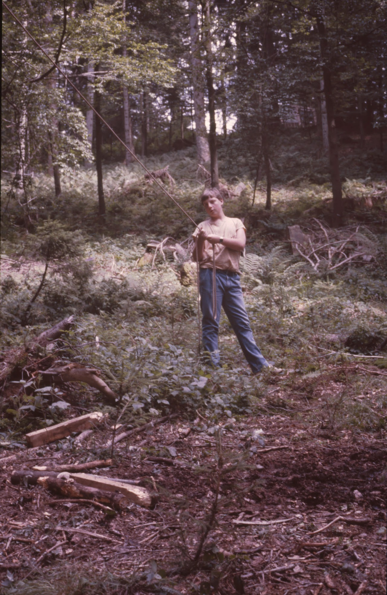 1985 Sommerlager - Sola85_345