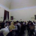 Ünnepi asztalhoz várták a tagszervezetek képviselőit