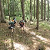Tým Děti džungle hledá ideální místo na přespání - a je to pěkná věda!