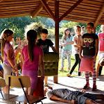 Jelenet a tábor végére elkészült előadásból   3