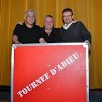 Alain Vitaloni, Thierry Meury et Frédéric Martin