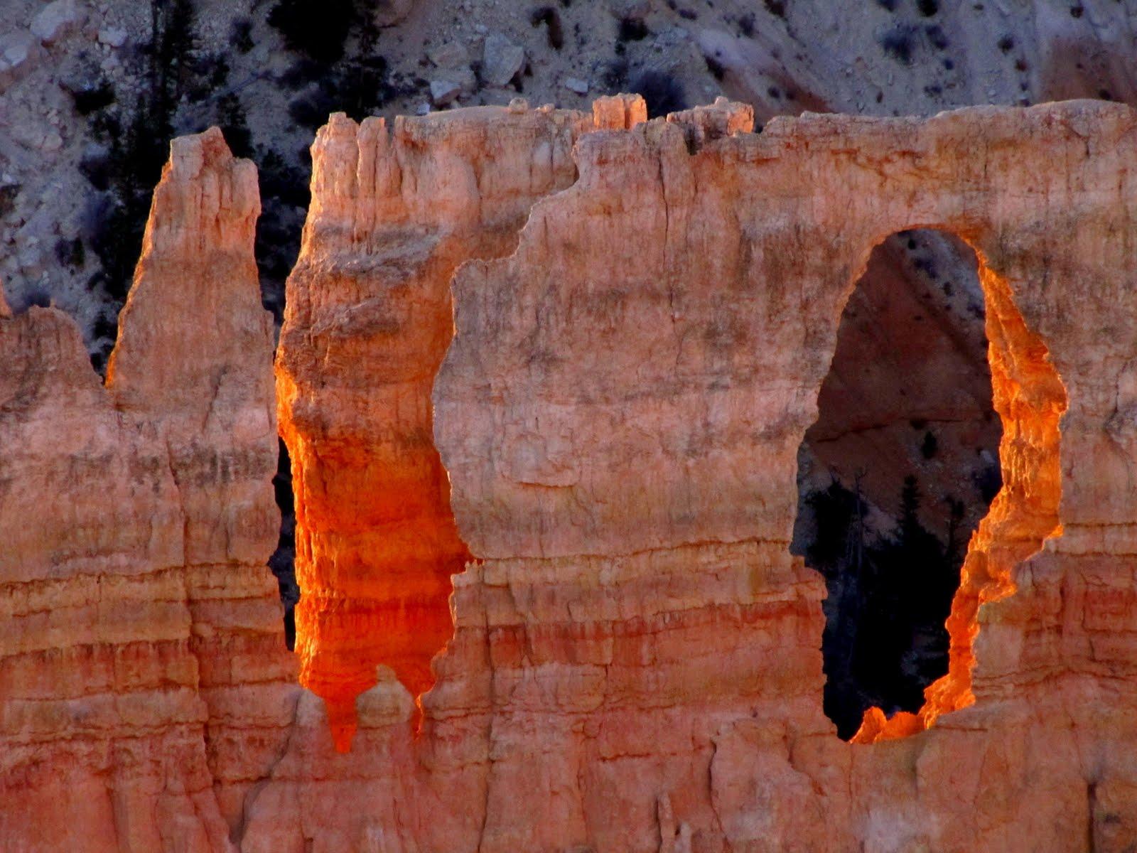RockHole in Sunrise