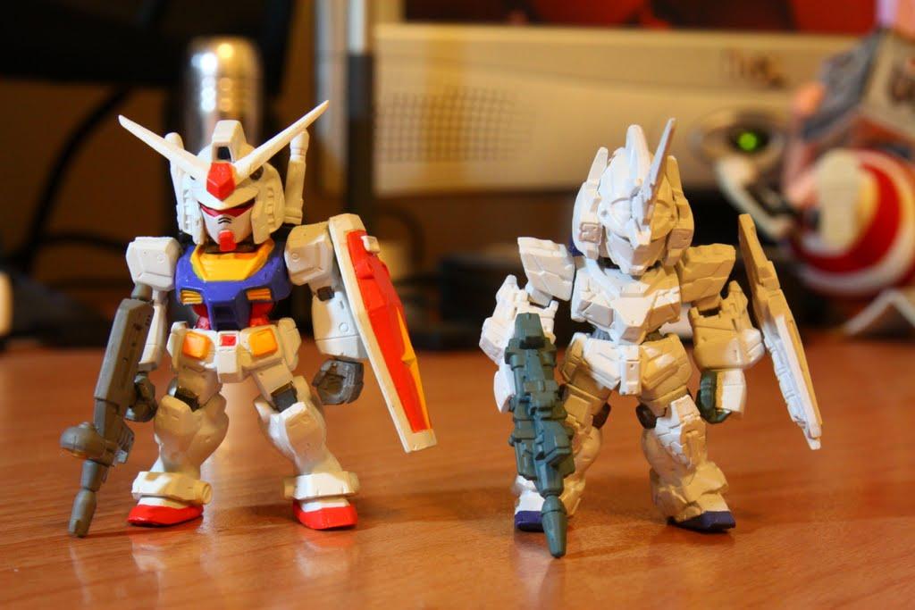 RX 78-2 & RX 0