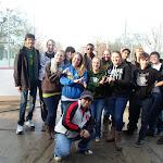 2012 Autumn Leaf Raking Volunteer Event