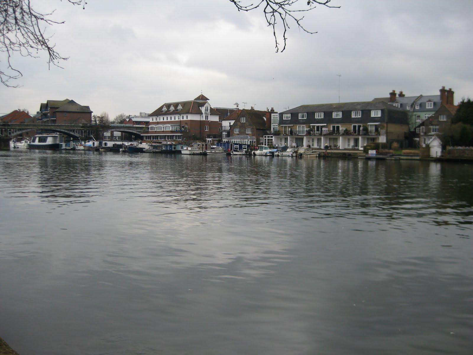 Thames near RIchmond
