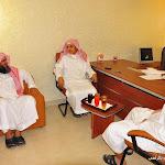 1431-05-05 هـ - زيارة د.الجارالله للجمعية